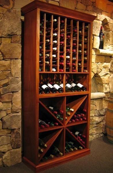 Как сделать винный шкаф